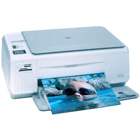 HP PhotoSmart C4240 printer