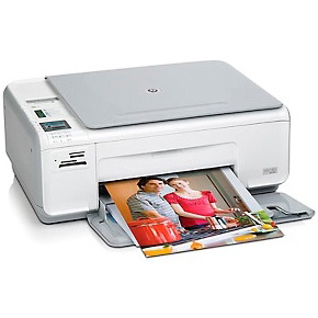 HP PhotoSmart C4348 printer