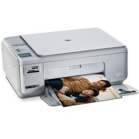 HP PhotoSmart C4380 printer