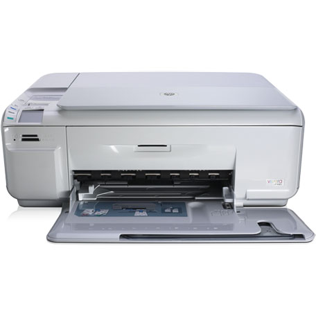 HP PhotoSmart C4550 printer