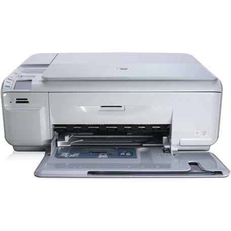 HP PhotoSmart C4550 printer