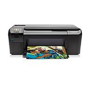 HP PhotoSmart C4650 printer