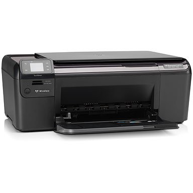 HP PhotoSmart C4750 printer