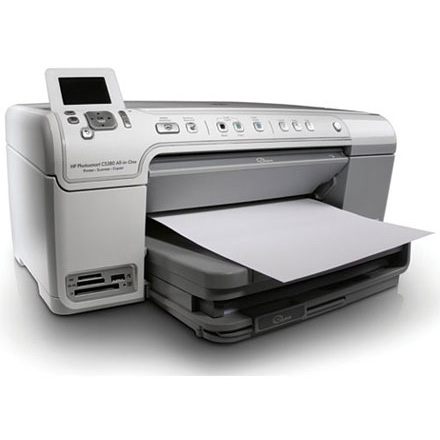 HP PhotoSmart C5383 printer