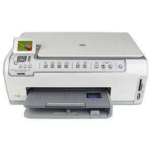 HP PhotoSmart C6250 printer