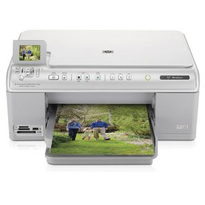 HP PhotoSmart C6300 printer