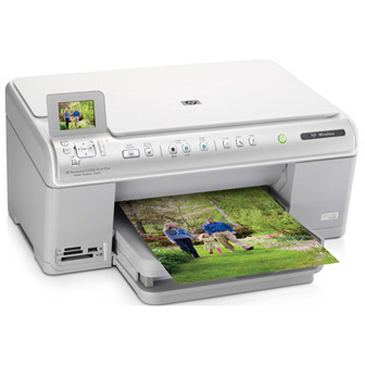 HP PhotoSmart C6383 printer