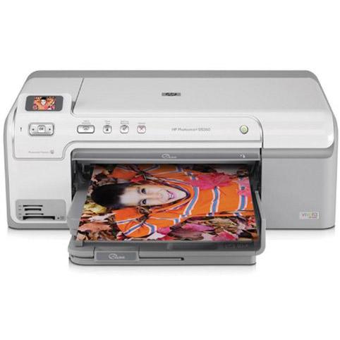 HP PhotoSmart D5360 printer