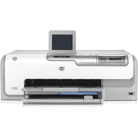 HP PhotoSmart D7260 printer