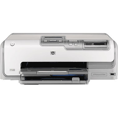 HP PhotoSmart D7360 printer