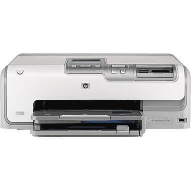 HP PhotoSmart D7360 printer