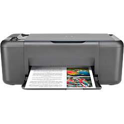 HP PhotoSmart F2400 printer