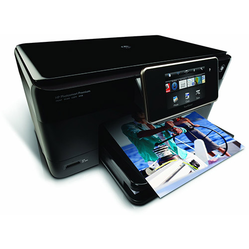 HP PhotoSmart Premium E AIO printer