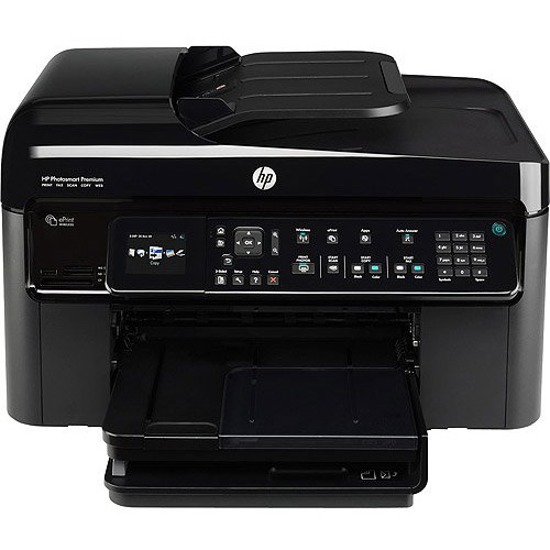 HP PhotoSmart Premium Fax C410a printer
