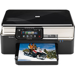 HP PhotoSmart TouchSmartWeb AIO printer
