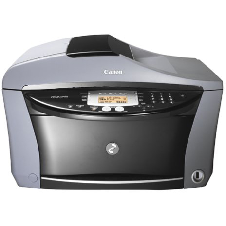 Canon PIXMA MP750 printer