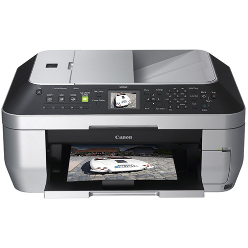 Canon PIXMA MX860 printer