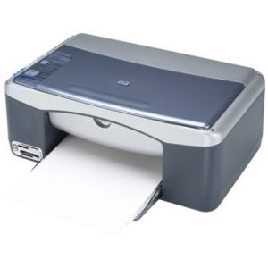 HP PSC-1350v printer