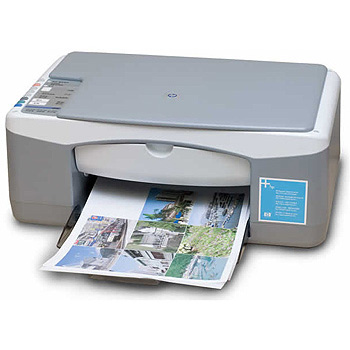 HP PSC-1406 printer