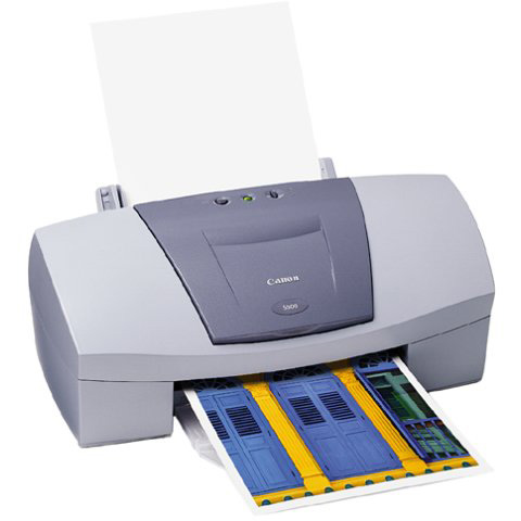 Canon S500 printer