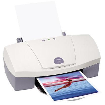 Canon S600 printer