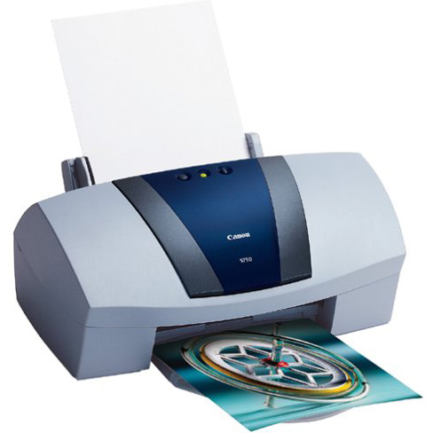 Canon S750 printer