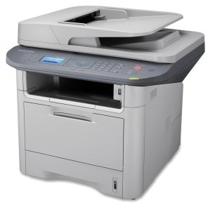 Samsung SCX-4835FR printer