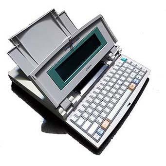 Canon Starwriter-Jet-4000 printer