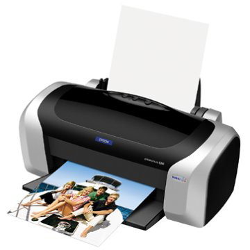 Epson Stylus C86 printer