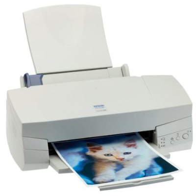 Epson Stylus Color 670 printer