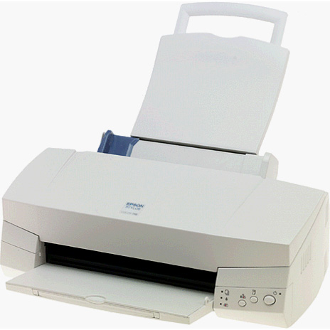 Epson Stylus Color 740 printer