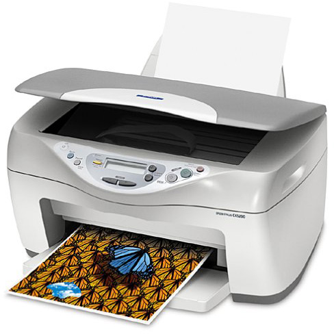 Epson Stylus CX5200 printer