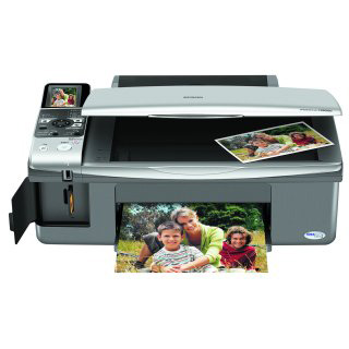 Epson Stylus CX6000 printer