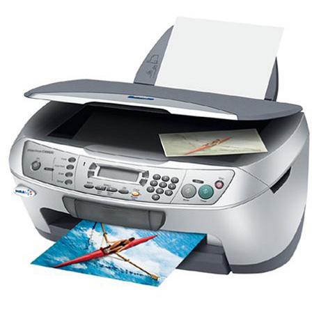 Epson Stylus CX6600 printer