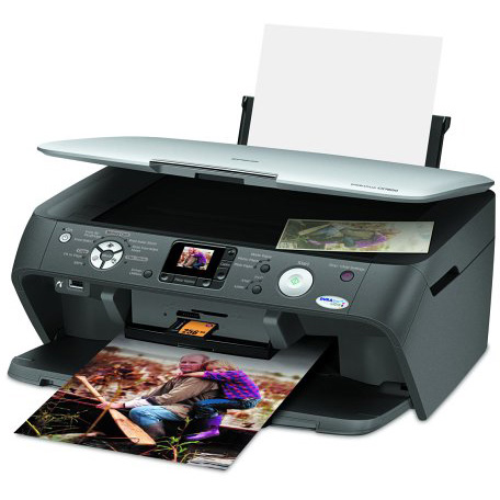 Epson Stylus CX7800 printer