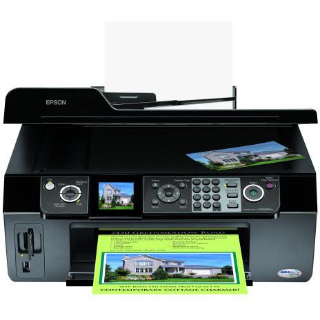 Epson Stylus CX9400Fax printer