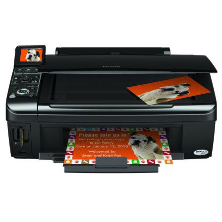 Epson Stylus NX400 printer