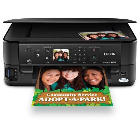 Epson Stylus NX530 printer