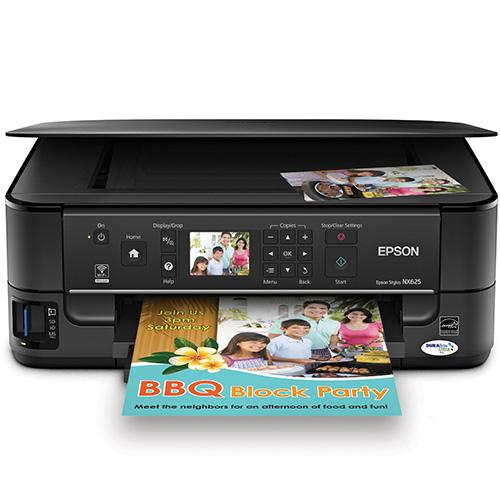 Epson Stylus NX625 printer