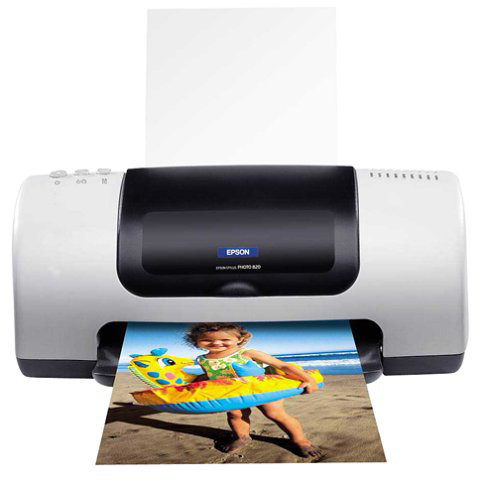 Epson Stylus Photo 820 printer