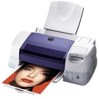 Epson Stylus Photo 875 DCS printer
