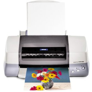 Epson Stylus Photo 890 printer