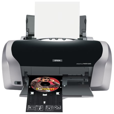 Epson Stylus Photo R200 printer