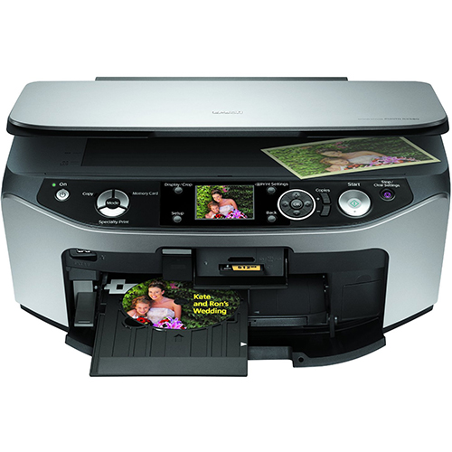 Epson Stylus Photo RX580 printer
