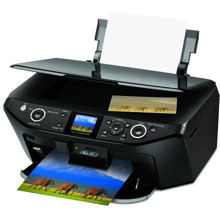 Epson Stylus Photo RX595 printer