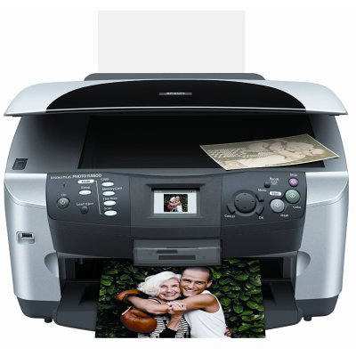 Epson Stylus Photo RX600 printer