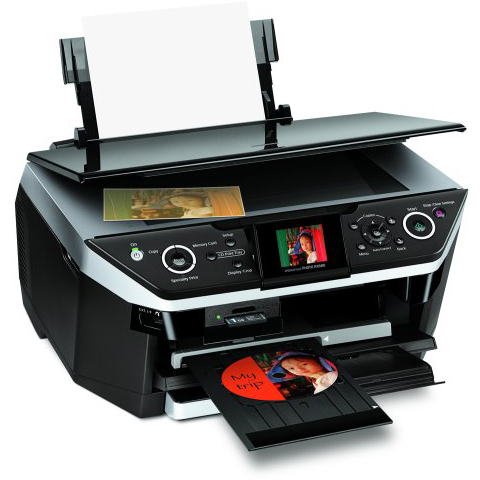 Epson Stylus Photo RX680 printer