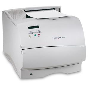 Lexmark T520d printer