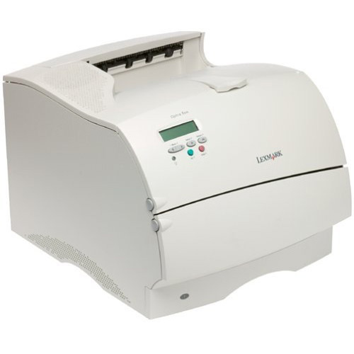 Lexmark T610NSolaris printer