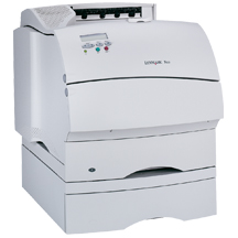 Lexmark T622 printer